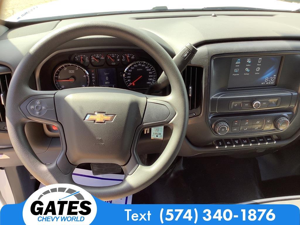 2021 Chevrolet Silverado 4500 Regular Cab DRW 4x4, Monroe MTE-Zee Dump Body #M7661 - photo 11