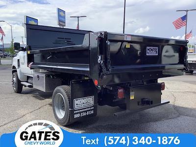 2021 Silverado 4500 Regular Cab DRW 4x4,  Monroe Truck Equipment MTE-Zee Dump Body #M7661 - photo 6