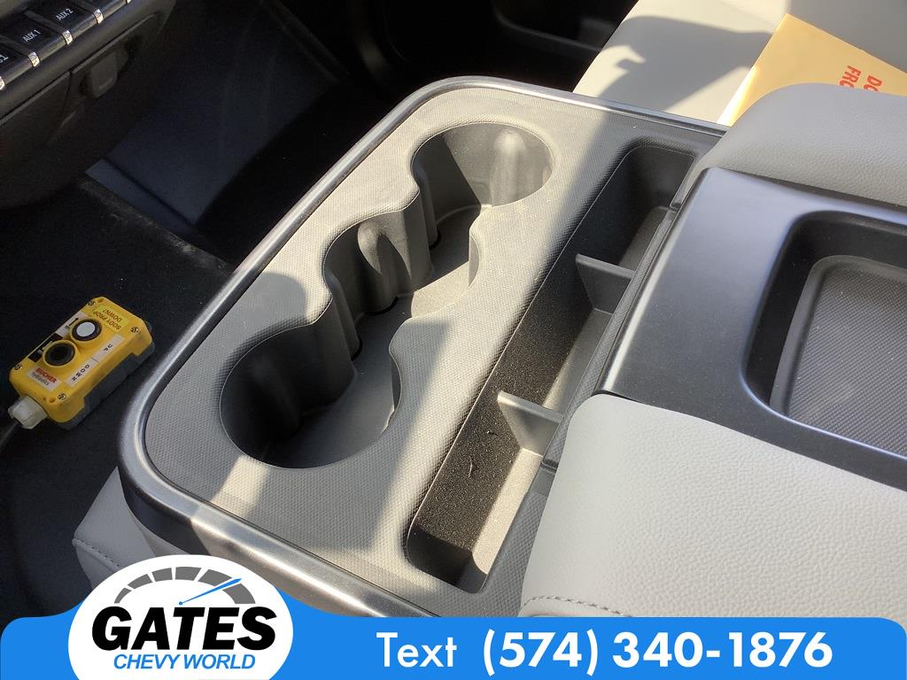 2021 Chevrolet Silverado 4500 Regular Cab DRW 4x4, Monroe MTE-Zee Dump Body #M7662 - photo 3