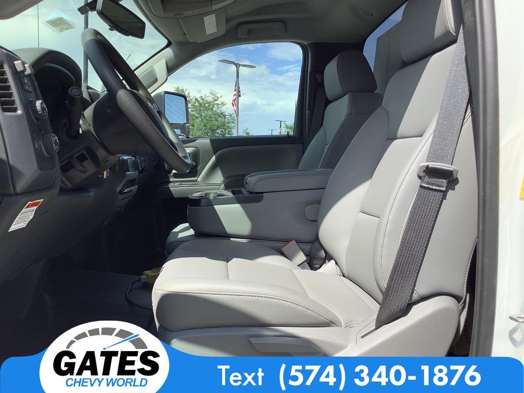 2021 Chevrolet Silverado 4500 Regular Cab DRW 4x4, Monroe MTE-Zee Dump Body #M7662 - photo 9