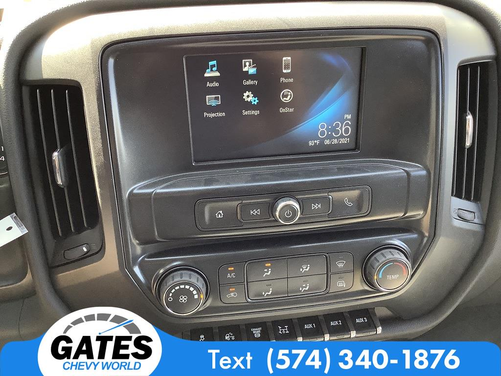2021 Chevrolet Silverado 4500 Regular Cab DRW 4x4, Monroe MTE-Zee Dump Body #M7662 - photo 13