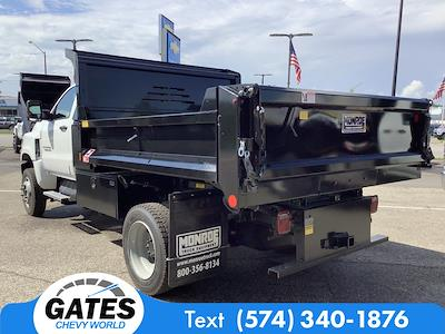 2021 Chevrolet Silverado 4500 Regular Cab DRW 4x4, Monroe MTE-Zee Dump Body #M7662 - photo 6
