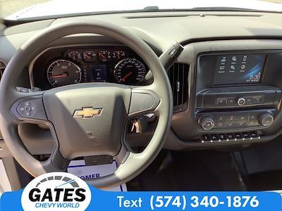 2021 Chevrolet Silverado 4500 Regular Cab DRW 4x4, Monroe MTE-Zee Dump Body #M7662 - photo 11