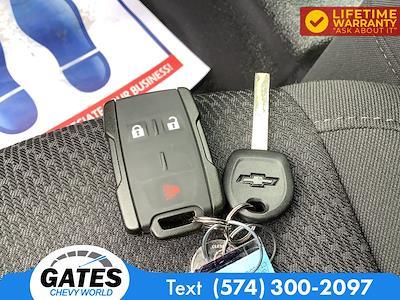2021 Chevrolet Silverado 2500 Regular Cab 4x4, Monroe Service Body #M7692 - photo 19