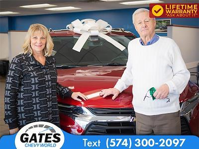 2021 Chevrolet Silverado 2500 Regular Cab 4x4, Monroe Service Body #M7692 - photo 22