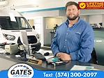 2021 Chevrolet Silverado 2500 Regular Cab 4x4, Monroe Service Body #M7692 - photo 14
