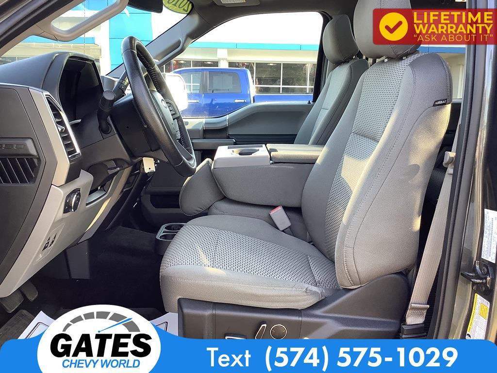 2016 Ford F-150 SuperCrew Cab 4x4, Pickup #M7715A - photo 19