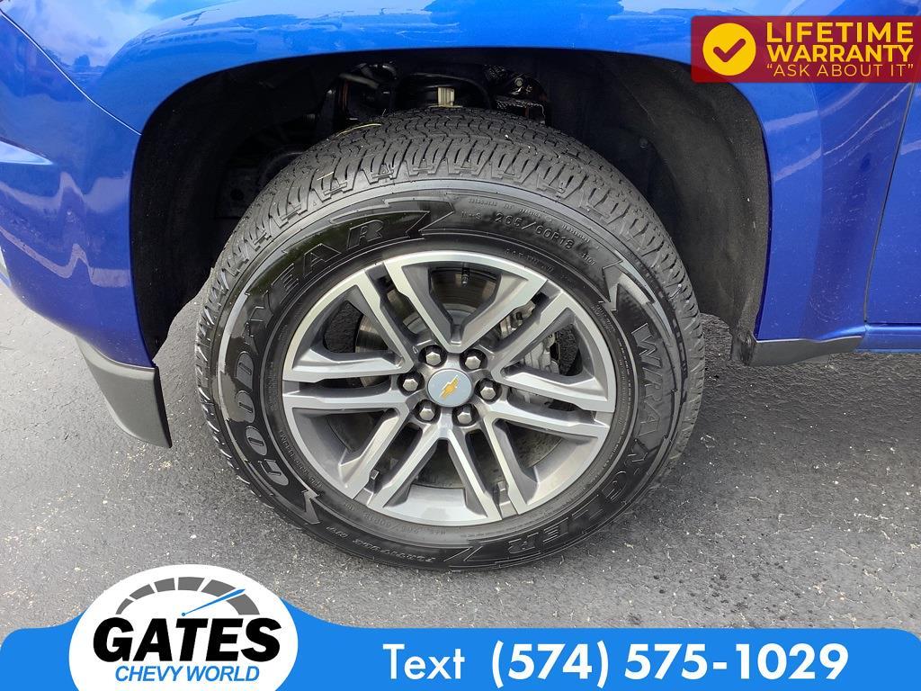 2020 Chevrolet Colorado Crew Cab 4x4, Pickup #M7719A - photo 18