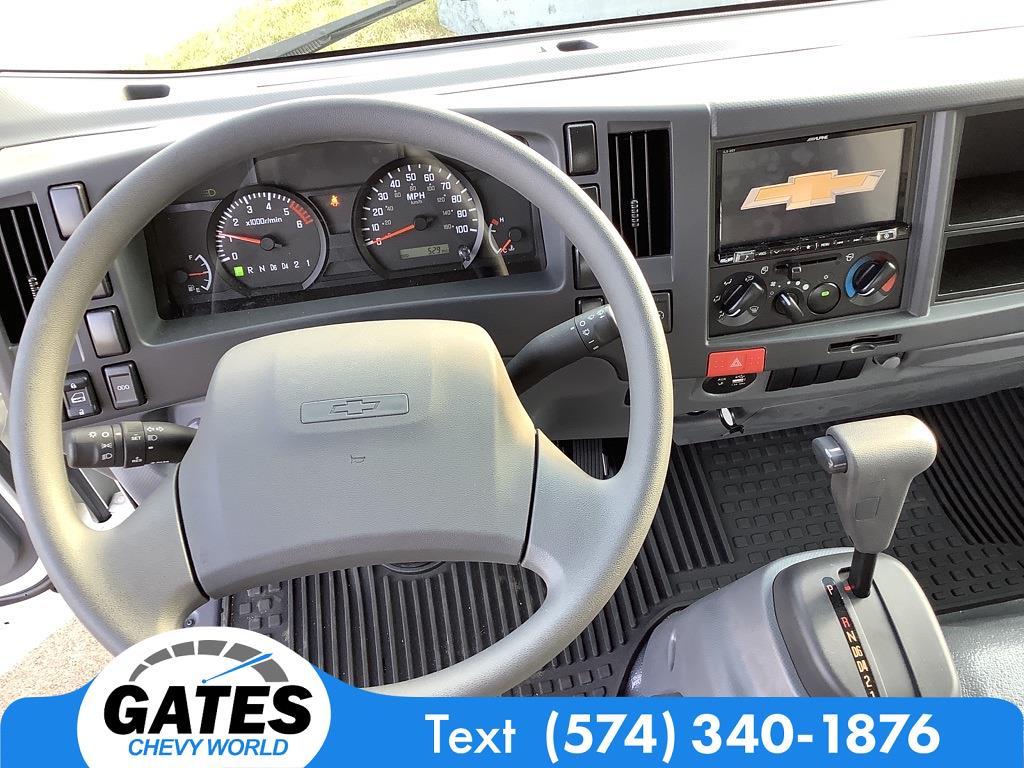 2021 LCF 4500 Regular Cab 4x2,  Knapheide Platform Body #M7760 - photo 12