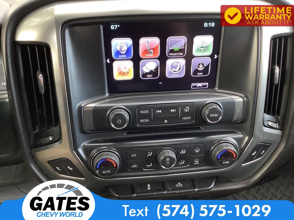 2018 Silverado 1500 Double Cab 4x4,  Pickup #M7778B - photo 5