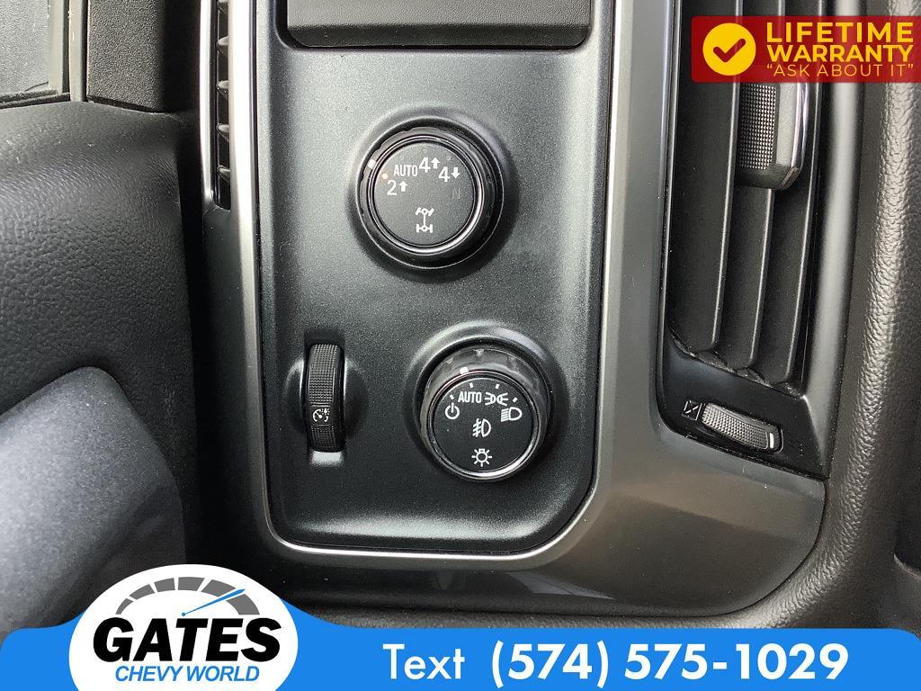 2018 Silverado 1500 Double Cab 4x4,  Pickup #M7778B - photo 11