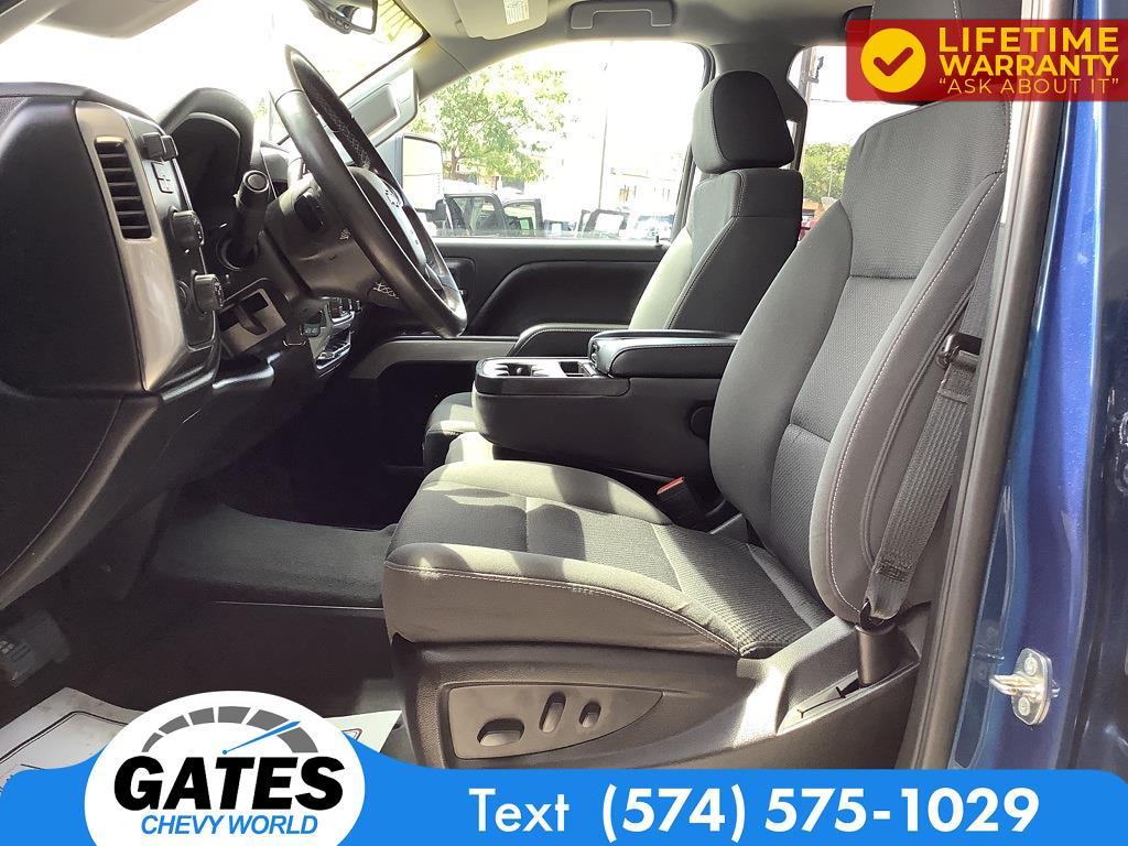 2019 Silverado 2500 Double Cab 4x4,  Pickup #M7783B - photo 13