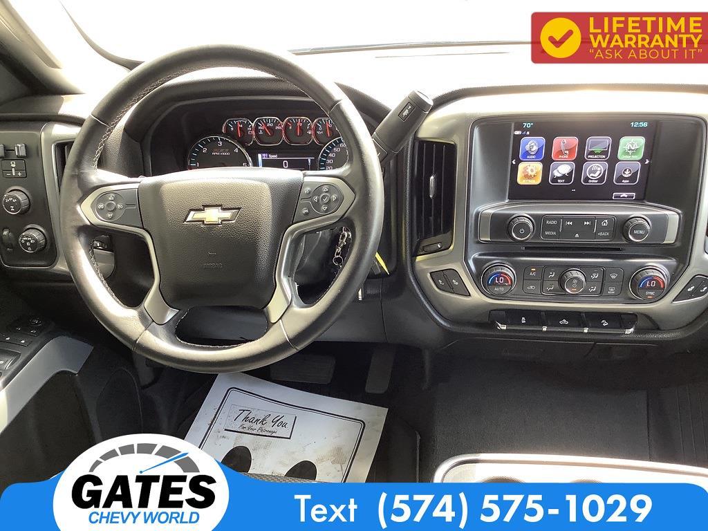 2019 Silverado 2500 Double Cab 4x4,  Pickup #M7783B - photo 17