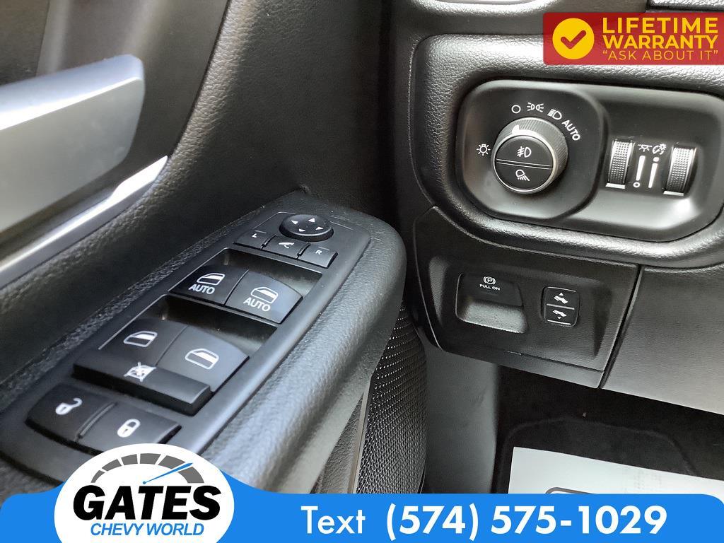2019 Ram 1500 Quad Cab 4x4,  Pickup #M7786A - photo 12