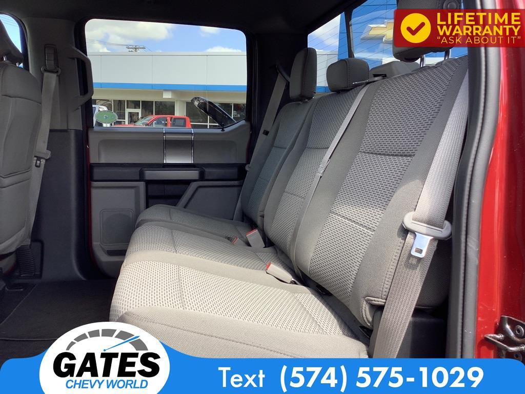 2019 F-150 SuperCrew Cab 4x4,  Pickup #M7794A - photo 21