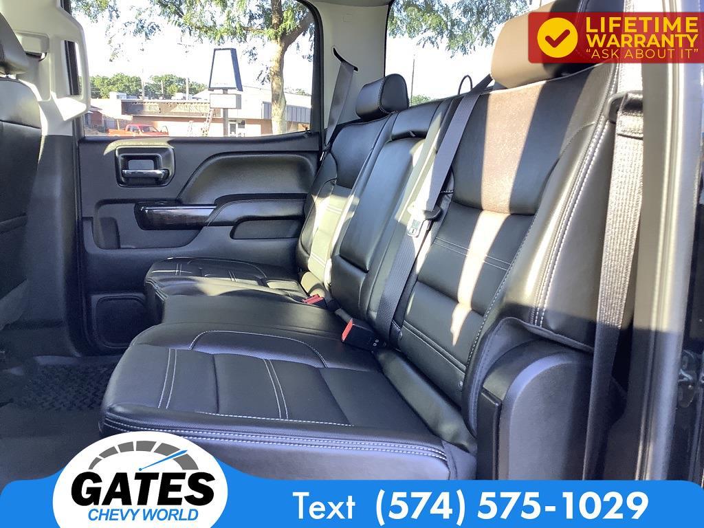 2016 Sierra 2500 Crew Cab 4x4,  Pickup #M7795A - photo 21