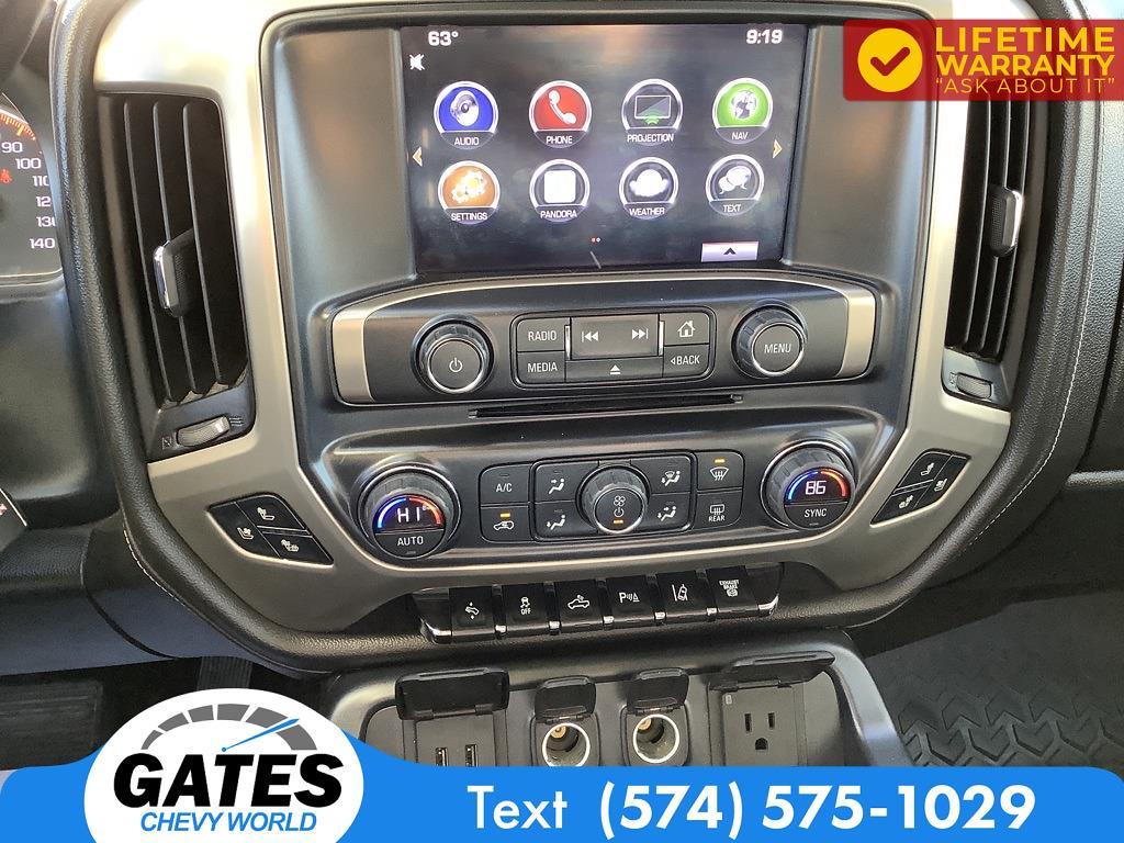 2016 Sierra 2500 Crew Cab 4x4,  Pickup #M7795A - photo 5
