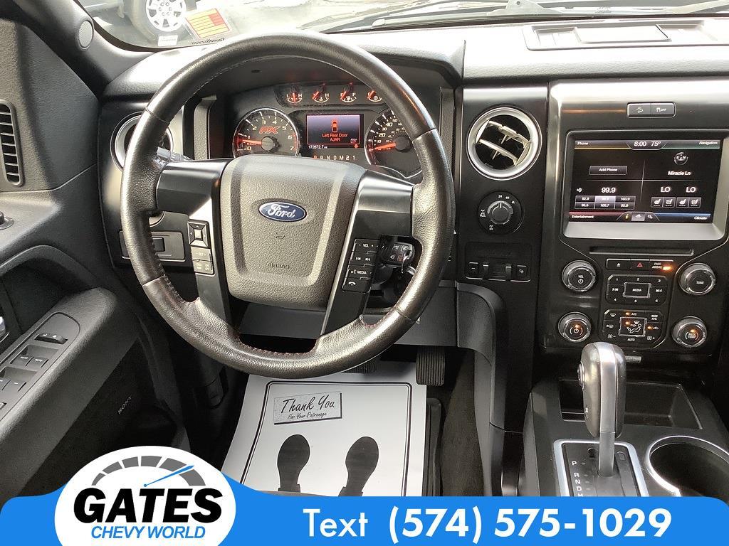 2014 Ford F-150 SuperCrew Cab 4x4, Pickup #M8514C1 - photo 5
