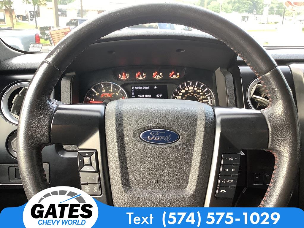 2014 Ford F-150 SuperCrew Cab 4x4, Pickup #M8514C1 - photo 24