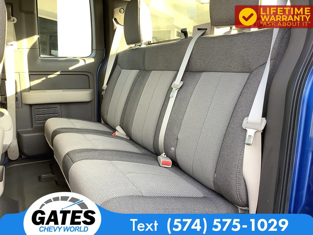 2010 Ford F-150 Super Cab 4x4, Pickup #M5855P1 - photo 11