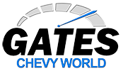 Gates Chevy World Inc. logo