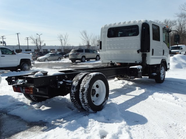 2018 LCF 4500 Crew Cab 4x2,  Cab Chassis #1471 - photo 1