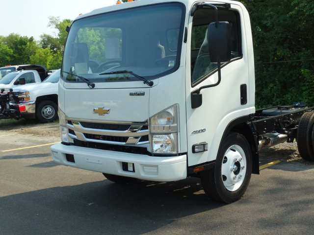 2018 LCF 4500 Regular Cab 4x2,  Cab Chassis #1498 - photo 4