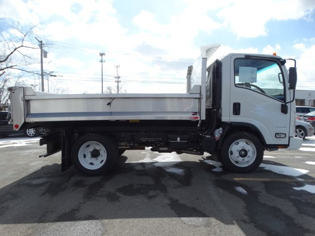 2018 LCF 4500 Regular Cab 4x2,  Monroe MTE-Zee Dump Body #1502 - photo 5