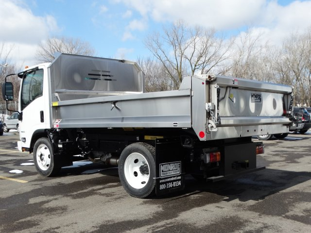 2018 LCF 4500 Regular Cab 4x2,  Monroe MTE-Zee Dump Body #1502 - photo 2