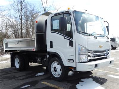 2018 LCF 4500 Regular Cab 4x2,  Monroe MTE-Zee Dump Body #1502 - photo 4