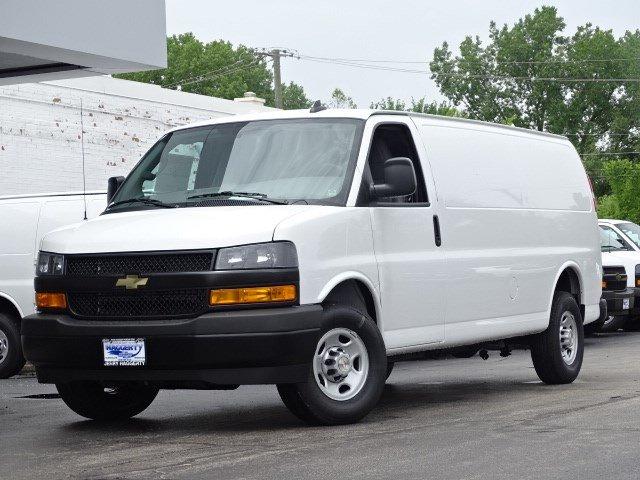 2019 Express 3500 4x2,  Empty Cargo Van #1631 - photo 1