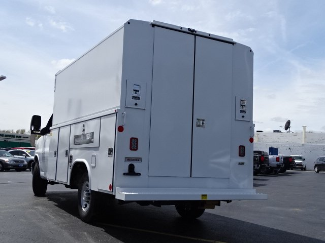 2019 Express 3500 4x2,  Reading Service Utility Van #1639 - photo 1