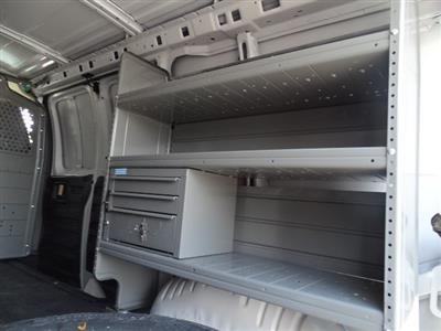 2019 Express 2500 4x2,  Adrian Steel Commercial Shelving Upfitted Cargo Van #1774 - photo 13