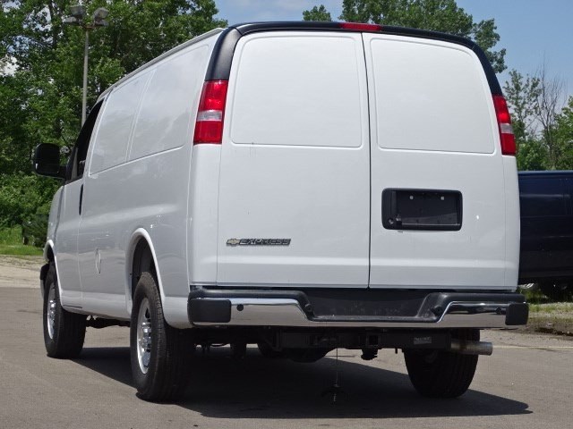 2019 Express 2500 4x2,  Adrian Steel Commercial Shelving Upfitted Cargo Van #1775 - photo 12