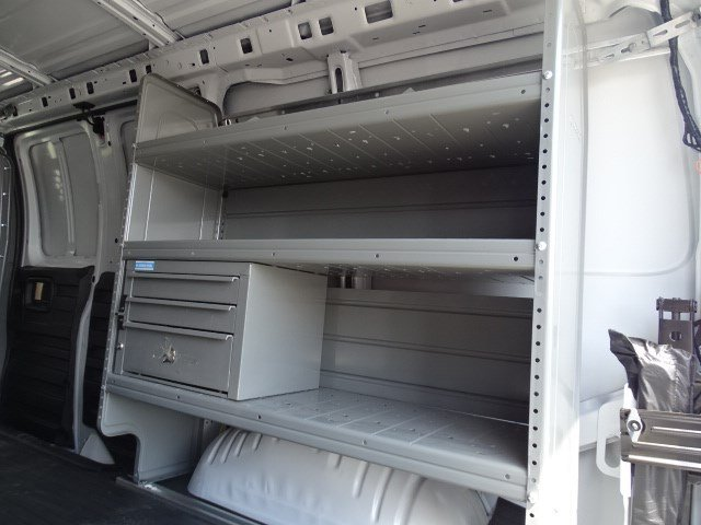 2019 Express 2500 4x2,  Adrian Steel Commercial Shelving Upfitted Cargo Van #1775 - photo 13