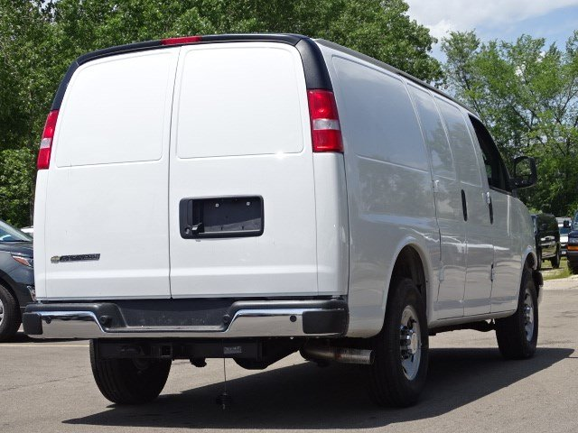 2019 Express 2500 4x2,  Adrian Steel Commercial Shelving Upfitted Cargo Van #1775 - photo 9