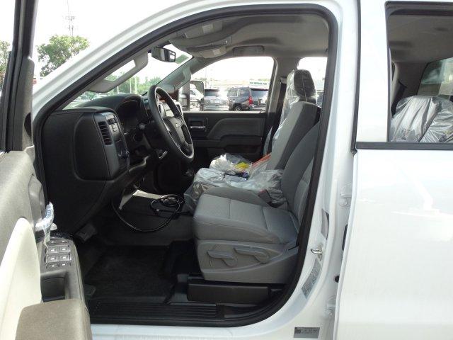 2018 Silverado 3500 Crew Cab DRW 4x2,  Rugby Dump Body #65570 - photo 12