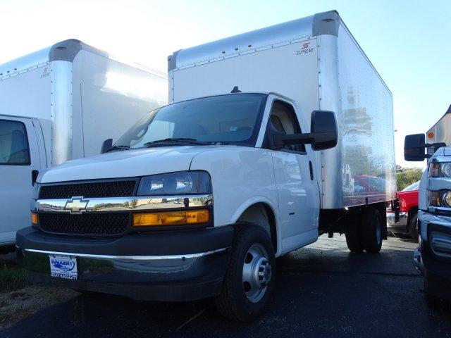 2018 Express 3500 4x2,  Supreme Cutaway Van #65652 - photo 1