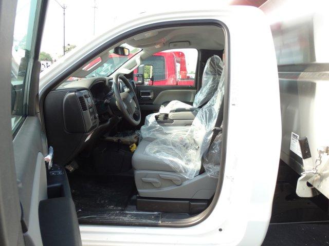 2018 Silverado 3500 Regular Cab DRW 4x4,  Monroe MTE-Zee SST Series Dump Body #65669 - photo 10