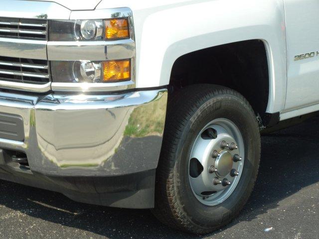 2018 Silverado 3500 Regular Cab DRW 4x4,  Monroe MTE-Zee SST Series Dump Body #65669 - photo 5