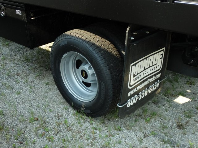 2018 Silverado 3500 Regular Cab DRW 4x2,  Monroe Landscape Dump #65679 - photo 7