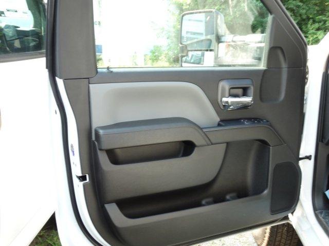 2018 Silverado 3500 Regular Cab DRW 4x2,  Monroe Landscape Dump #65679 - photo 8
