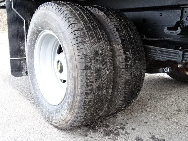 2018 Silverado 3500 Regular Cab DRW 4x4,  Monroe Poly Landscape Dump #65681 - photo 19