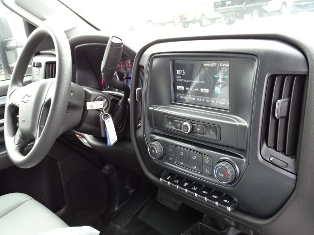 2018 Silverado 3500 Regular Cab DRW 4x4,  Monroe Poly Landscape Dump #65681 - photo 24