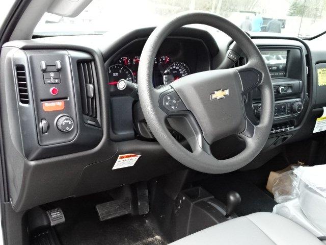 2018 Silverado 3500 Regular Cab DRW 4x4,  Monroe Poly Landscape Dump #65681 - photo 25