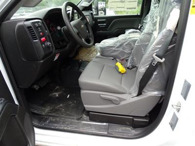 2018 Silverado 3500 Regular Cab DRW 4x4,  Monroe Poly Landscape Dump #65681 - photo 8