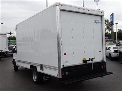 2018 Express 3500 4x2,  Bay Bridge Sheet and Post Cutaway Van #65708 - photo 2