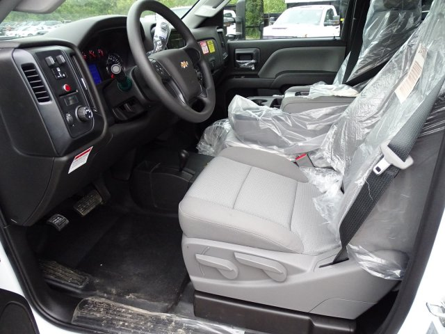 2019 Silverado 3500 Regular Cab DRW 4x4,  Monroe Dump Body #66126 - photo 11