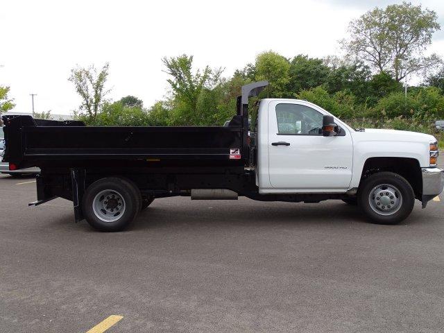 2019 Silverado 3500 Regular Cab DRW 4x4,  Monroe Dump Body #66126 - photo 6