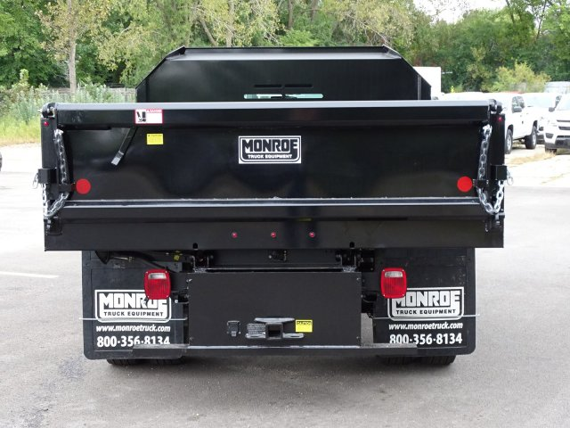 2019 Silverado 3500 Regular Cab DRW 4x4,  Monroe Dump Body #66126 - photo 8